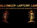 LANTERN LAMP – LOOP – PACK OF 2 – $12