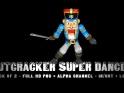 NUTCRACKER SUPER DANCER – VJ PACK OF 2 – $18