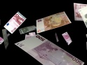 FLYING MONEY BILLS – EUROS – LOOP – $10