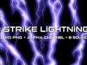 STRIKE LIGHTNINGS – PACK OF 10 – $15