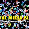 SOCIAL MEDIA BLAST – PACK OF 4 – $9