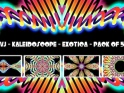 VJ KALEIDOSCOPE – EXOTICA – PACK OF 5 – $15