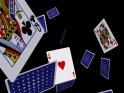PLAYING CARDS – FALLING LOOP – II – $25