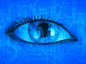 MATRIX GLOBAL EYE – BLUE – $25