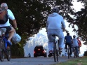 BICYCLISTS ON CITY PARK ROAD – $25