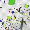 PARTY CONFETTI EXPLOSION – 03 – ALPHA CHANNEL – $25
