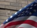 USA FLAG ON BUILDING WALL – $25