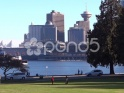 VANCOUVER WATERFRONT FROM STANLEY PARK – $25