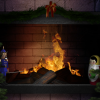 FIREPLACE – III – WINTER HOLIDAYS – LOOP – $10