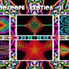 VJ KALEIDOSCOPE – EXOTICA – II – PACK OF 7 – $17