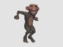 JUMPING MONKEY – WILD CHIMP – LOOP – $10