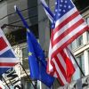 INTERNATIONAL FLAGS – EUROPEAN HOTEL – $8