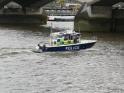 LONDON CITY – POLICE BOAT – $10