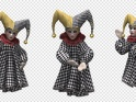 PUPPET HARLEQUIN – DANCE LOOP – $10