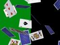 POKER CARDS – FLYING AROUND – VERTICAL LOOP – I – 4K – $20