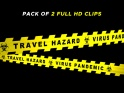 Virus Hazard Tape – III – 2 Pack – $10
