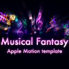 MUSICAL FANTASY – APPLE MOTION – $20